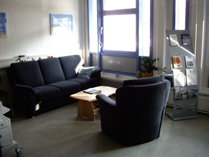 Relaxation Room for students with disabilities